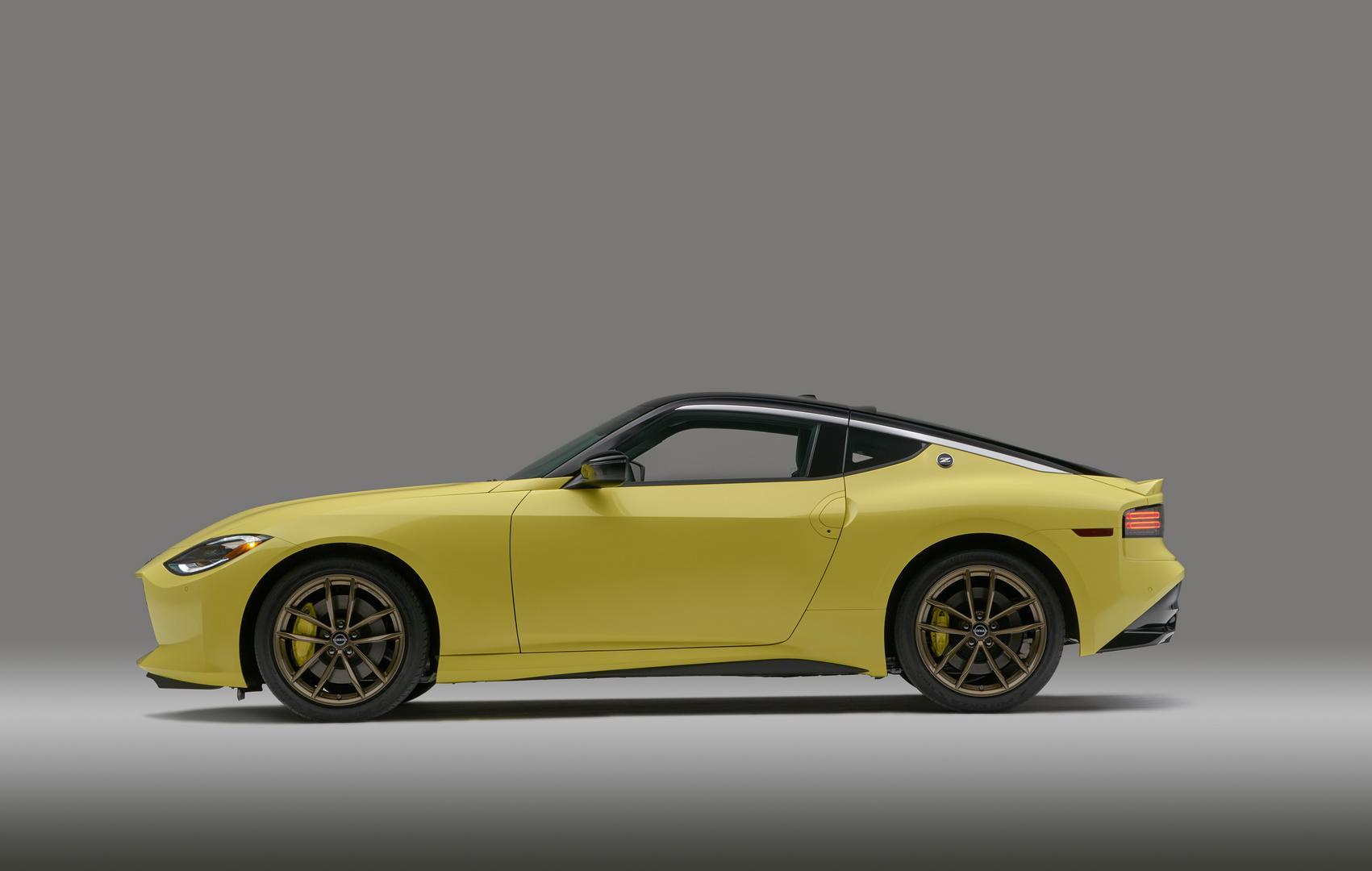 2022 Nissan Z Proto Spec side