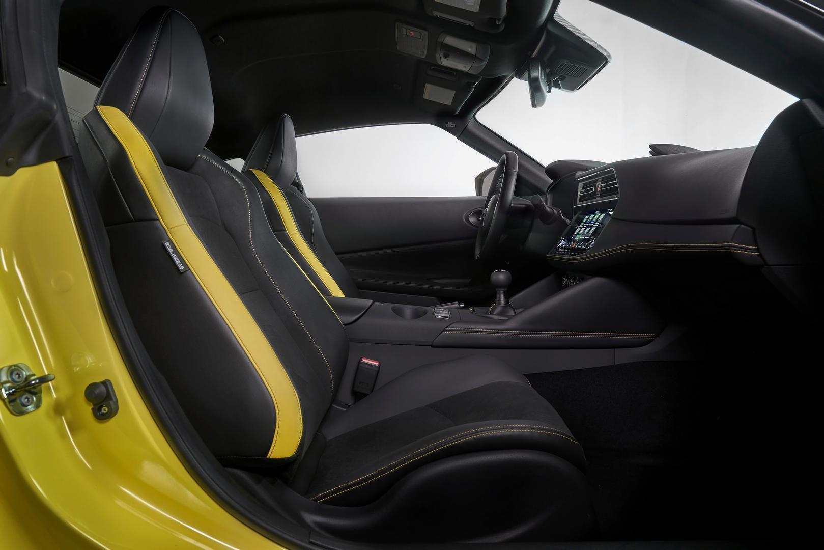 2022 Nissan Z Proto interior
