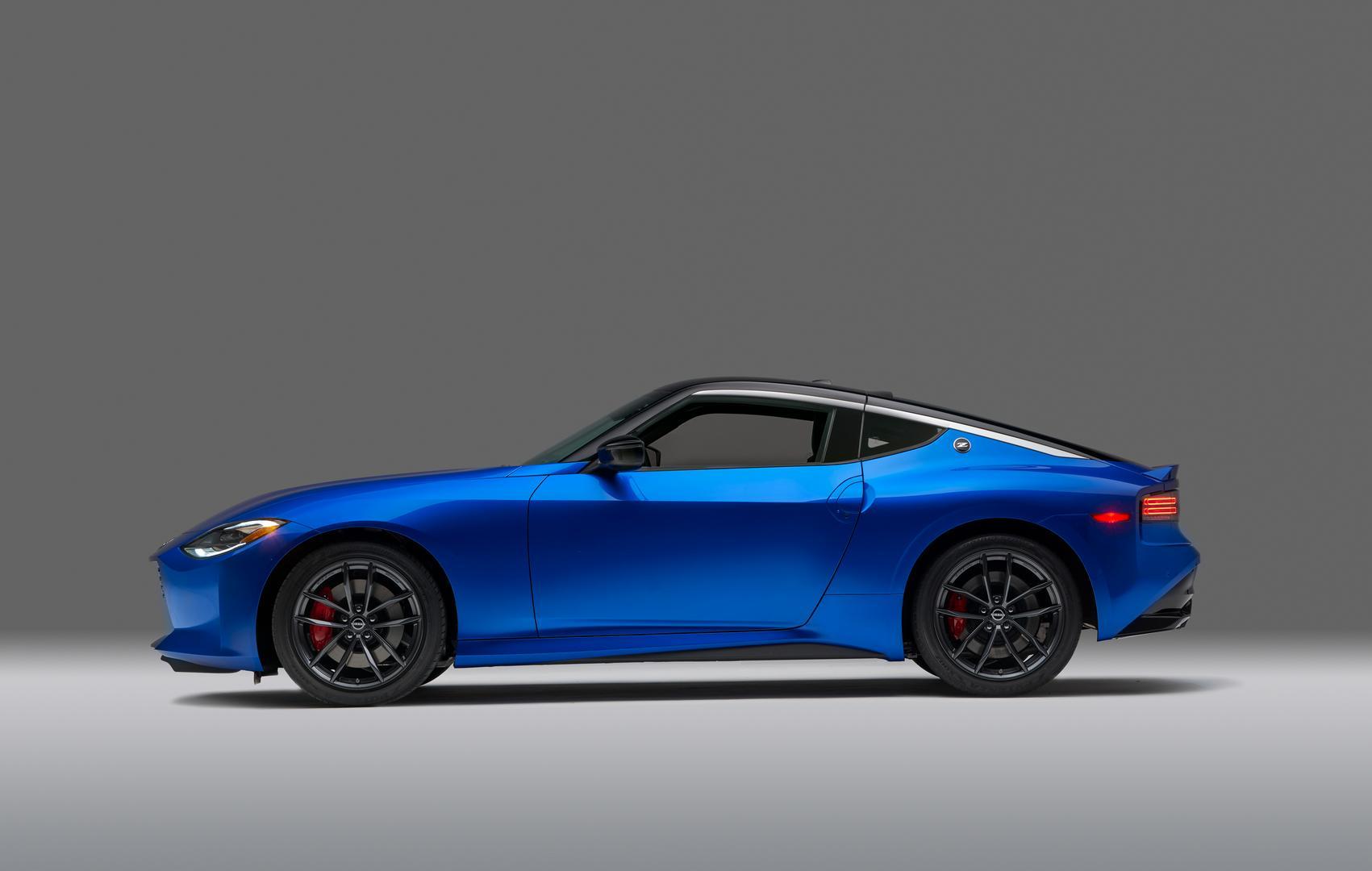 2022 Nissan Z debut