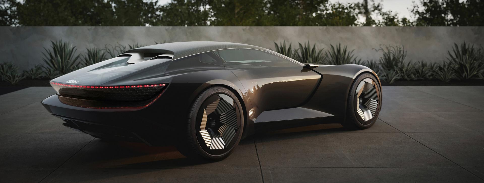 Audi skysphere rear