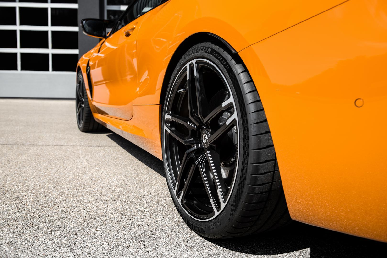 BMW M8 wheels