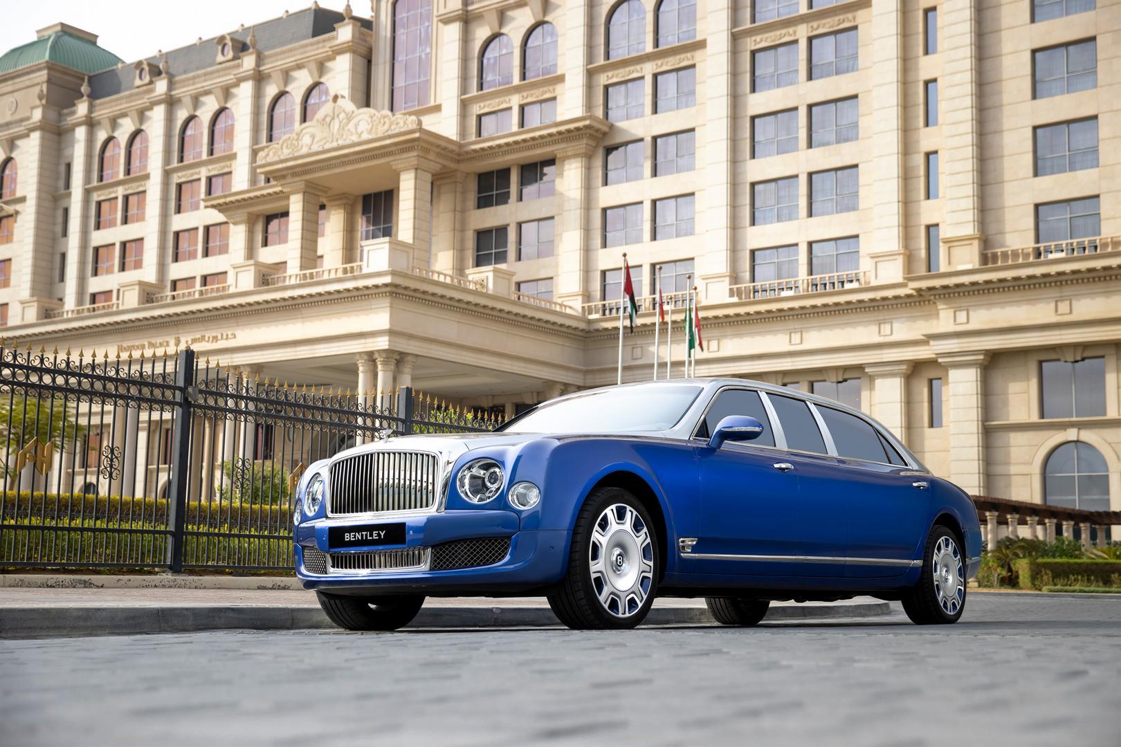 Bentley Mulsanne Grand Limousine price