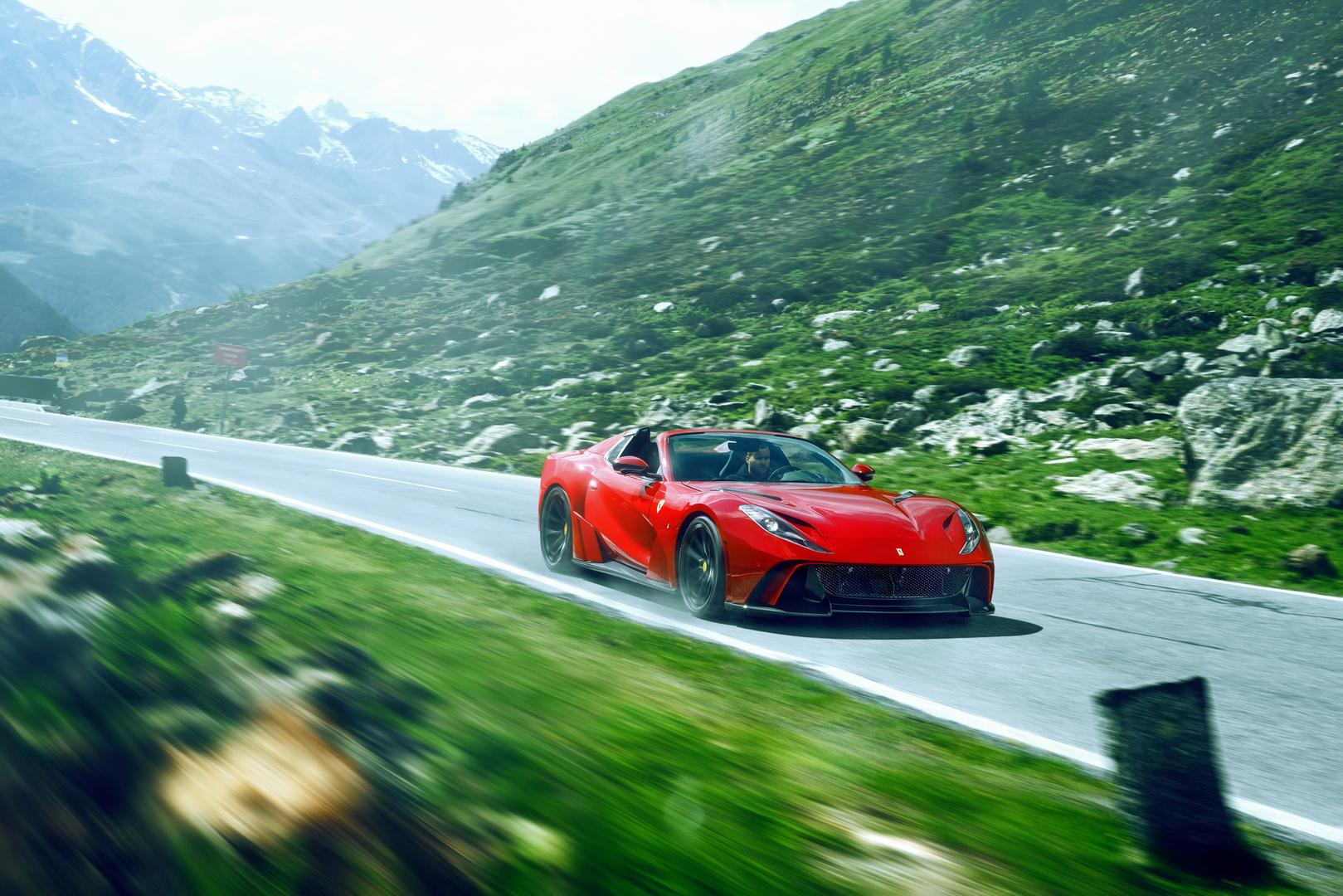 Ferrari 812 GTS wallpaper