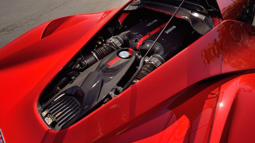 Ferrari LaFerrari V12