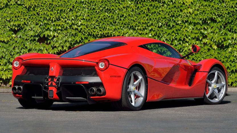 Ferrari LaFerrari rear