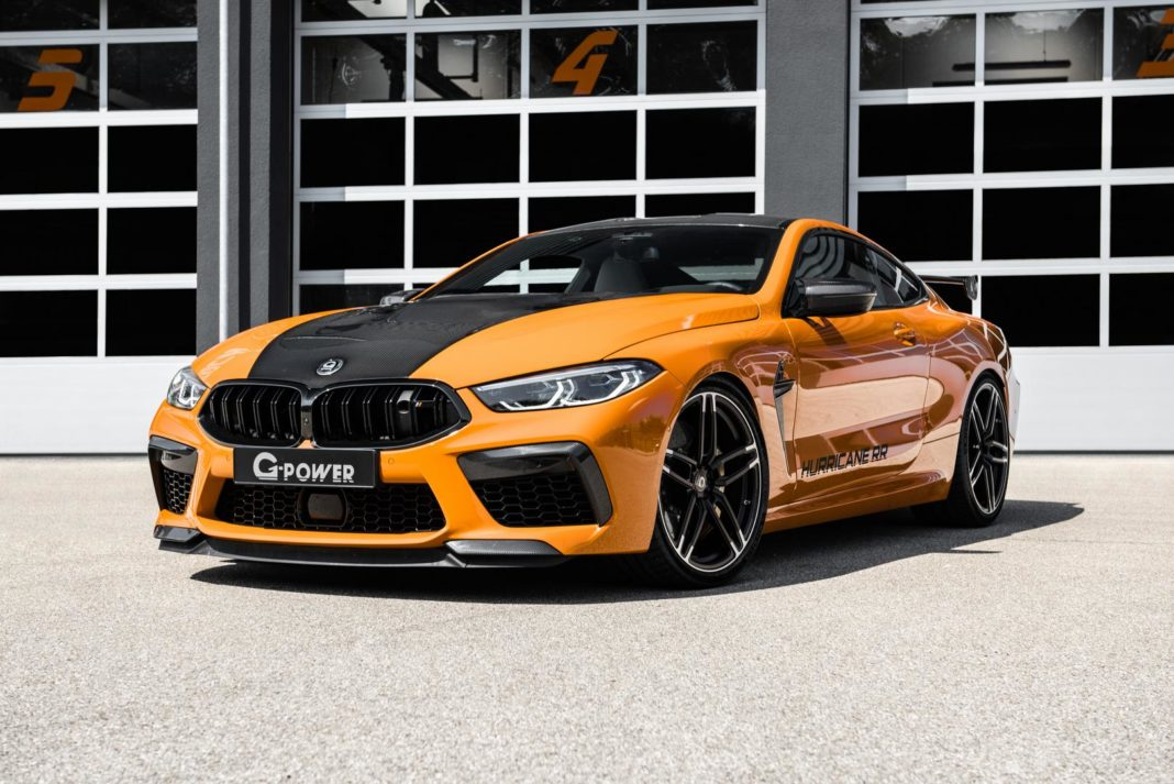 G-Power BMW M8 Hurricane RR