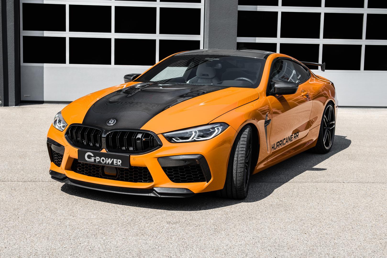 G-Power BMW M8 Hurricane RR price