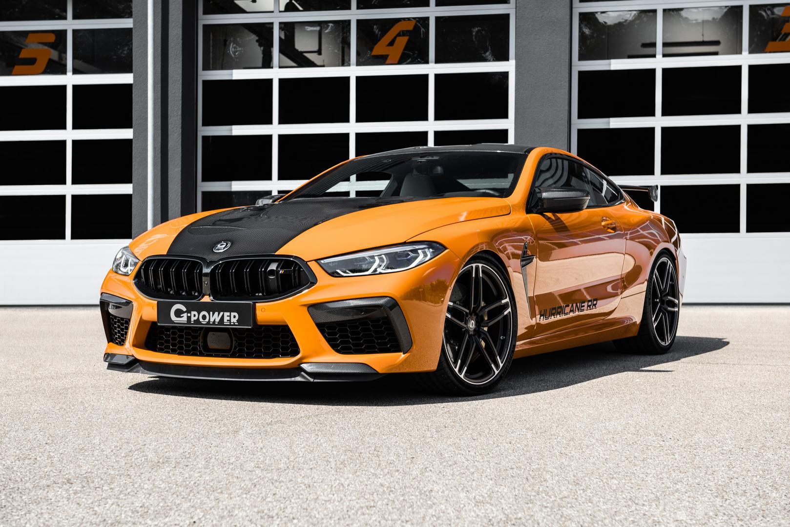 G-Power G8M Hurricane RR: The Fastest BMW M8