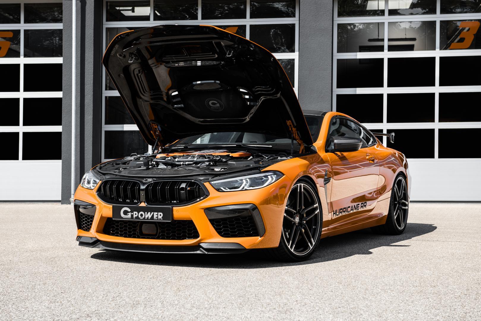 G-Power BMW M8 carbon