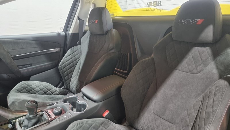 Holden HSV GTSR W1 cabin