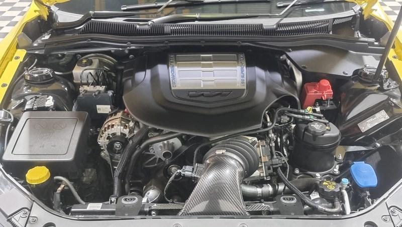 Holden HSV GTSR W1 engine