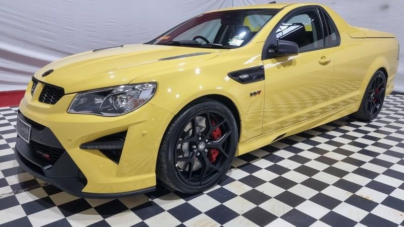 Holden HSV GTSR W1 for sale
