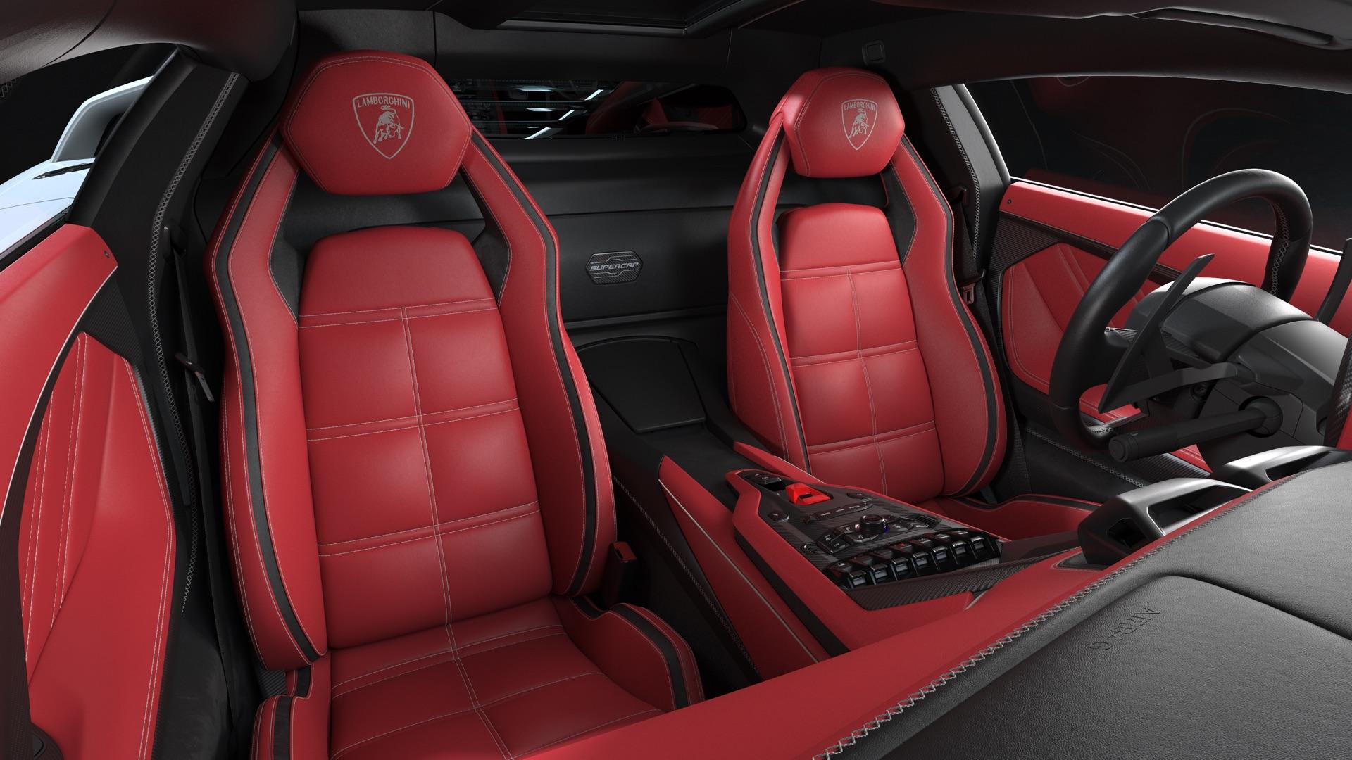 Lamborghini Countach LPI 800