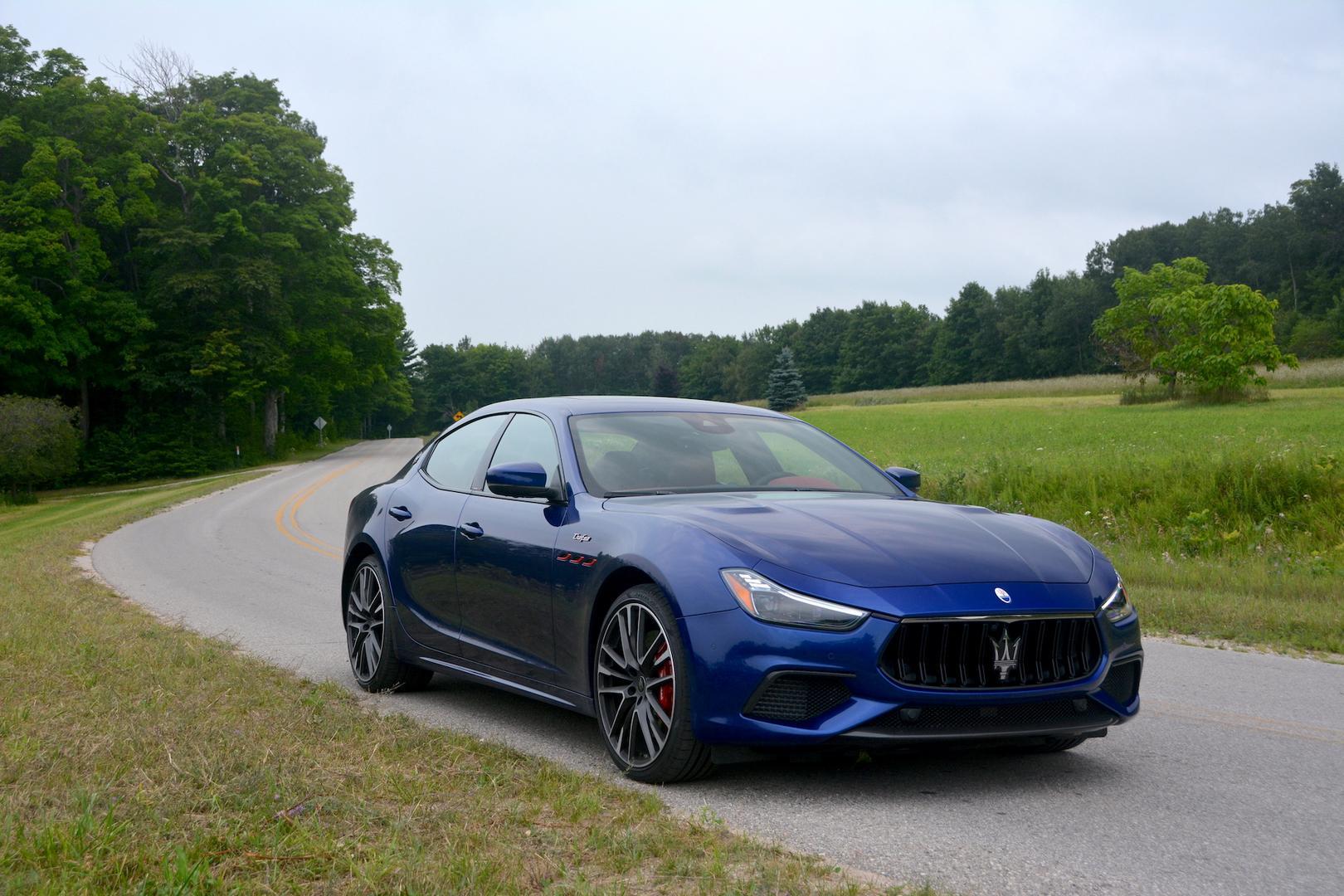 Maserati Ghibli Trofeo price