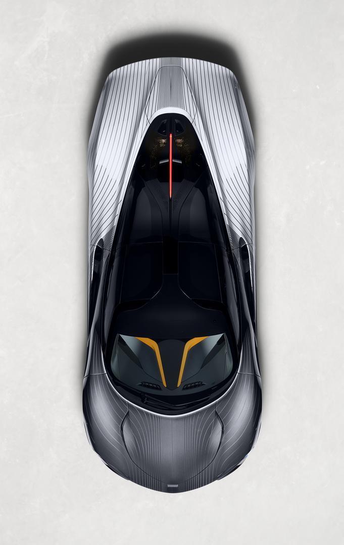 McLaren Speedtail top