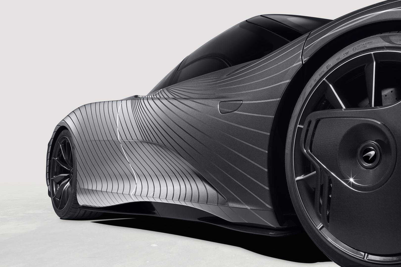 McLaren Speedtail wheels