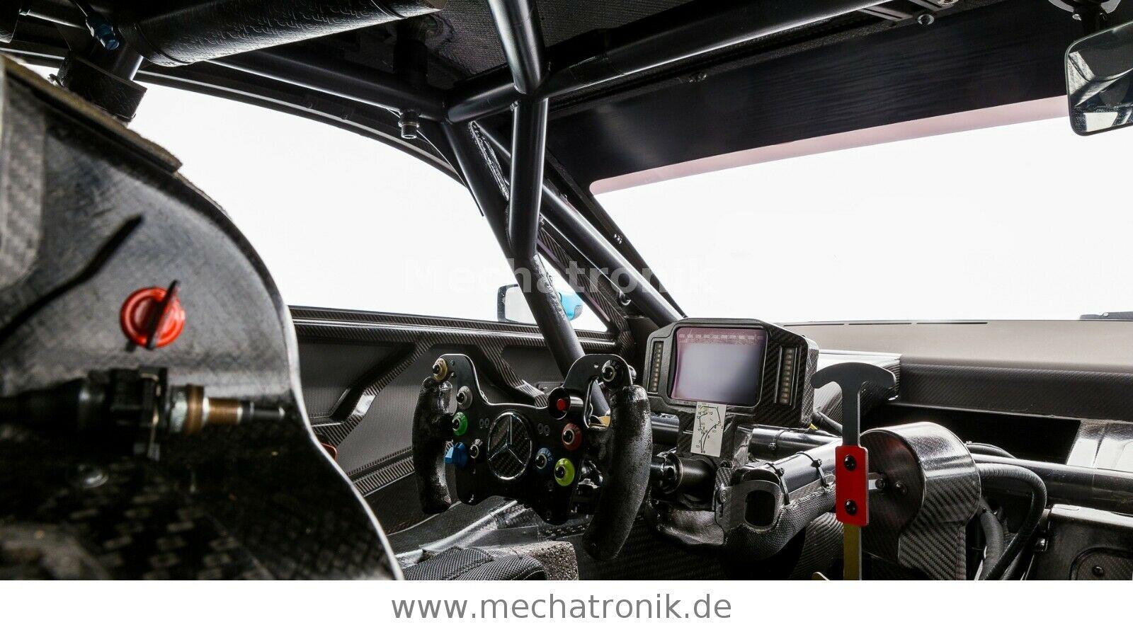 Mercedes-AMG C63 DTM cabin