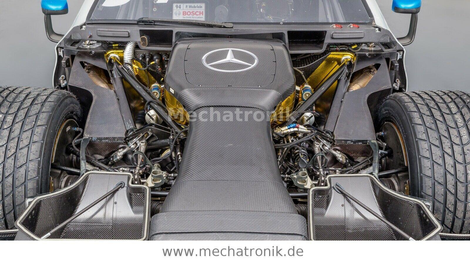 Mercedes-AMG C63 DTM engine