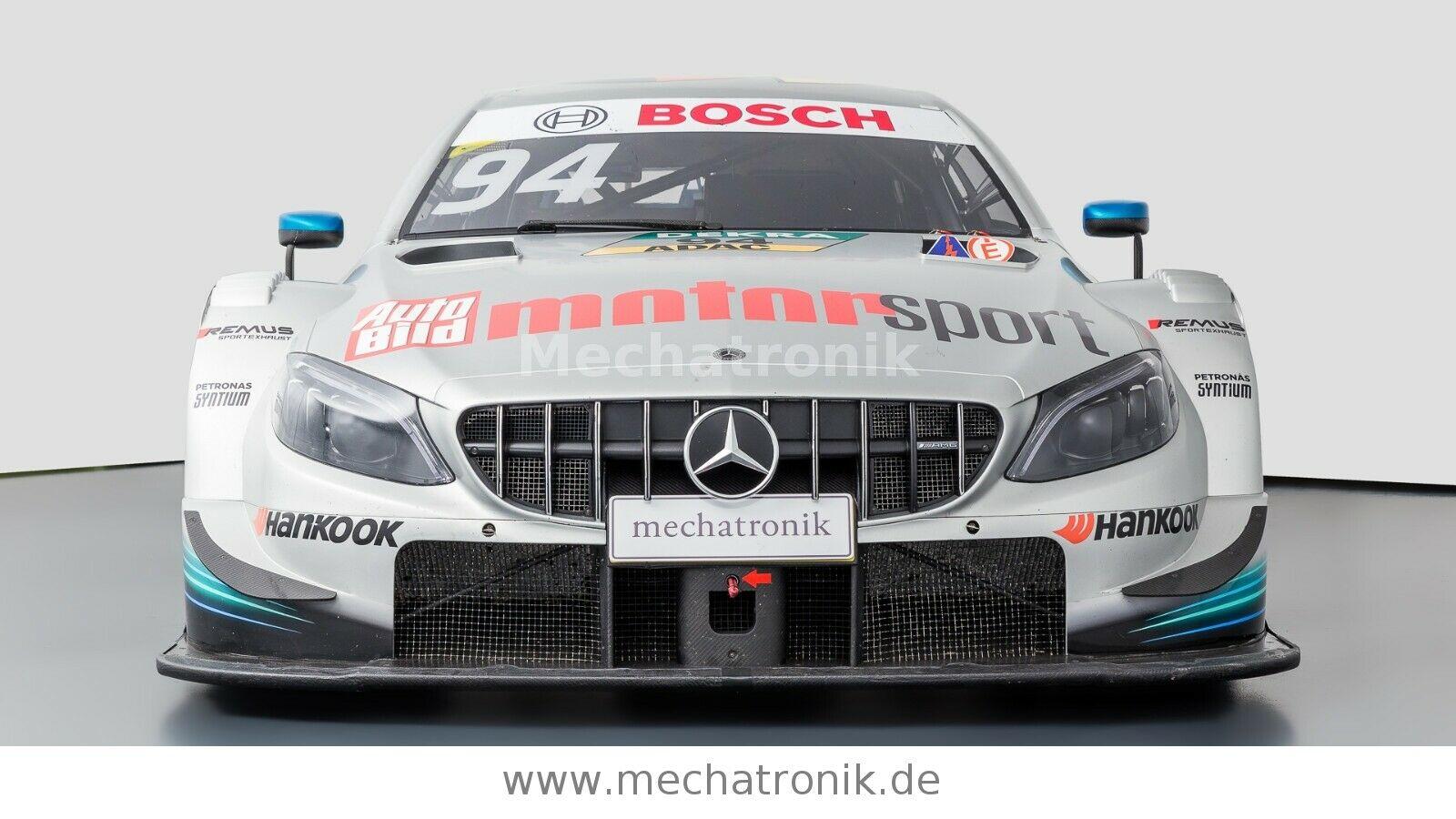 Mercedes-AMG C63 DTM front