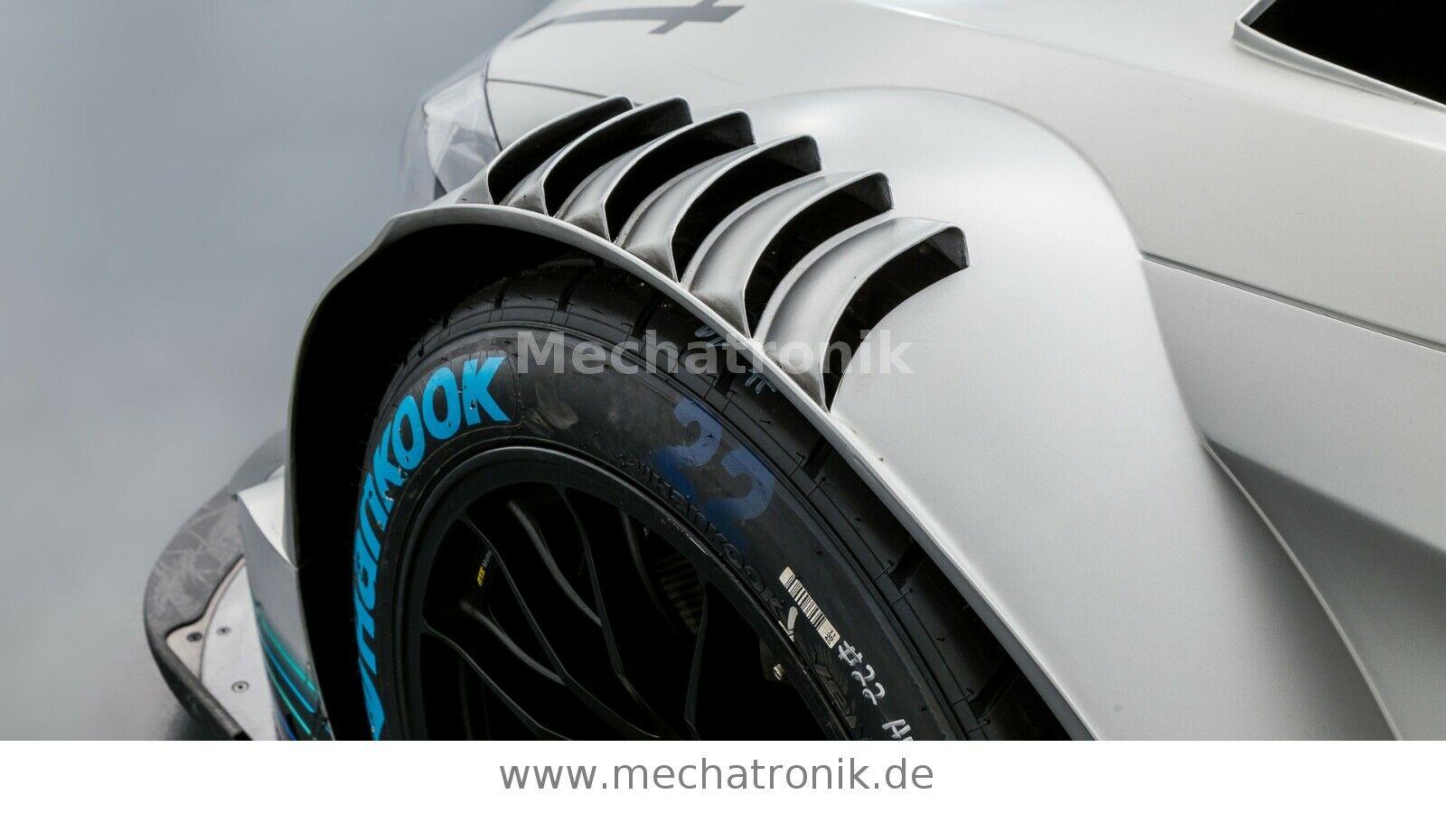 Mercedes-AMG C63 DTM louvers