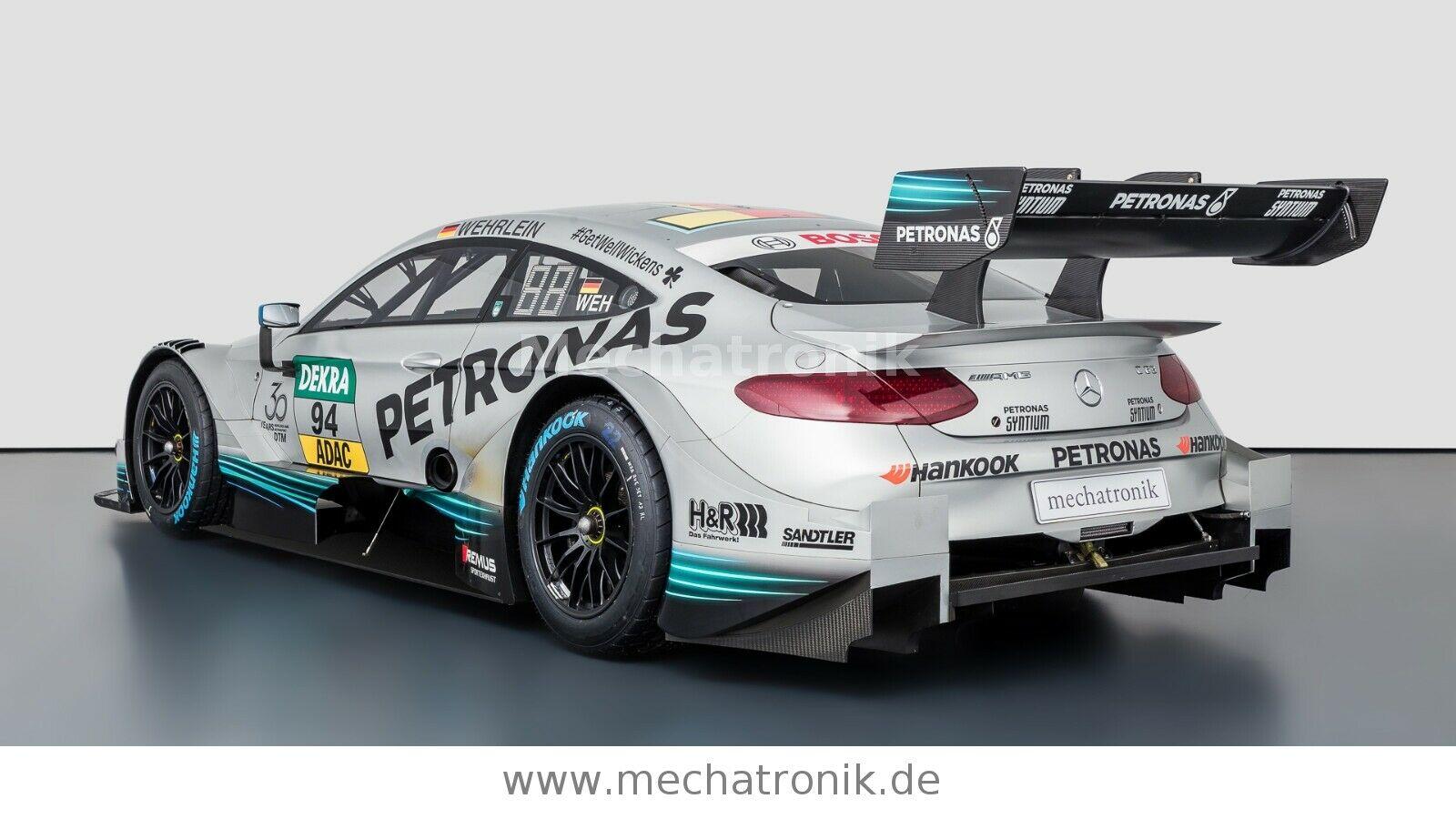 Mercedes-AMG C63 DTM rear