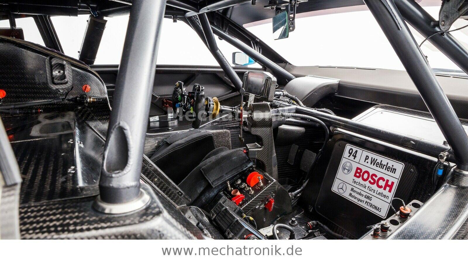 Mercedes-AMG C63 DTM rollcage