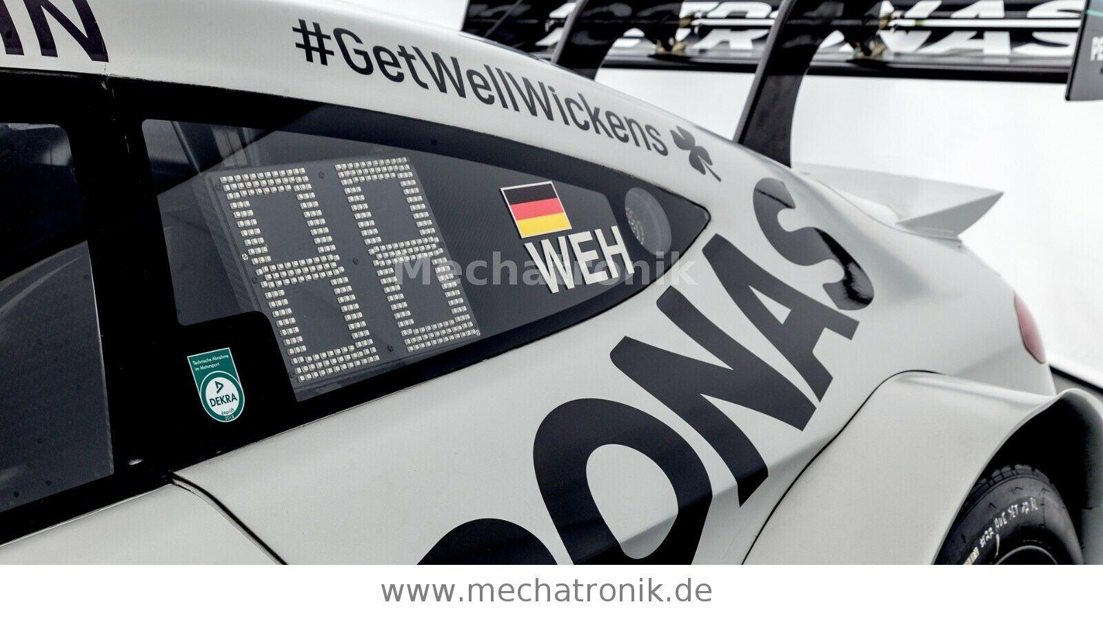 Mercedes-AMG C63 DTM side
