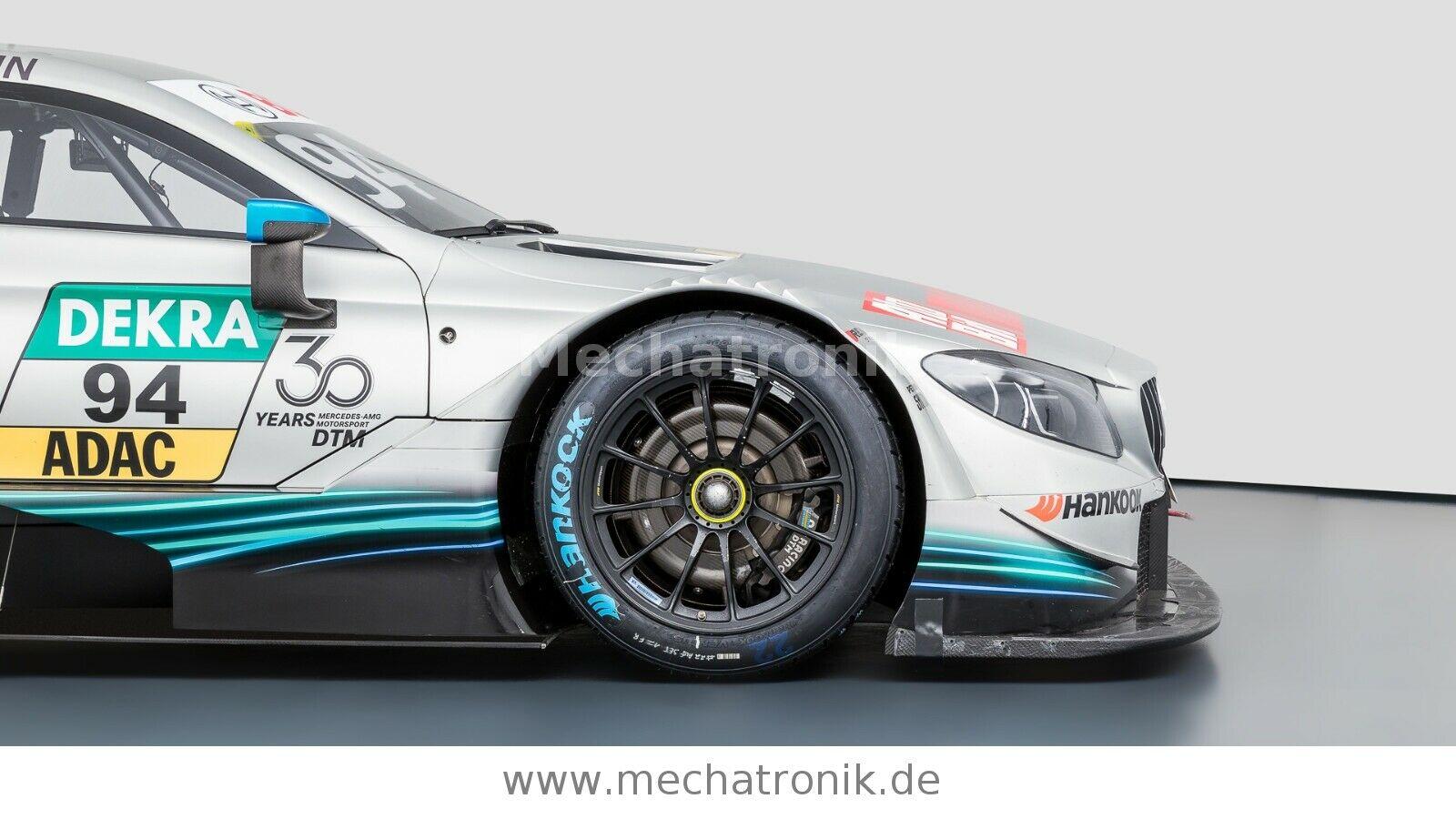 Mercedes-AMG C63 DTM wheels