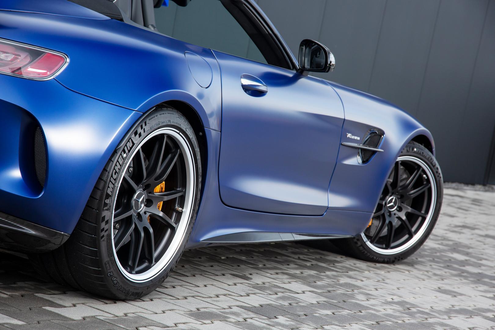 Mercedes-AMG GT R Roadster front wheels