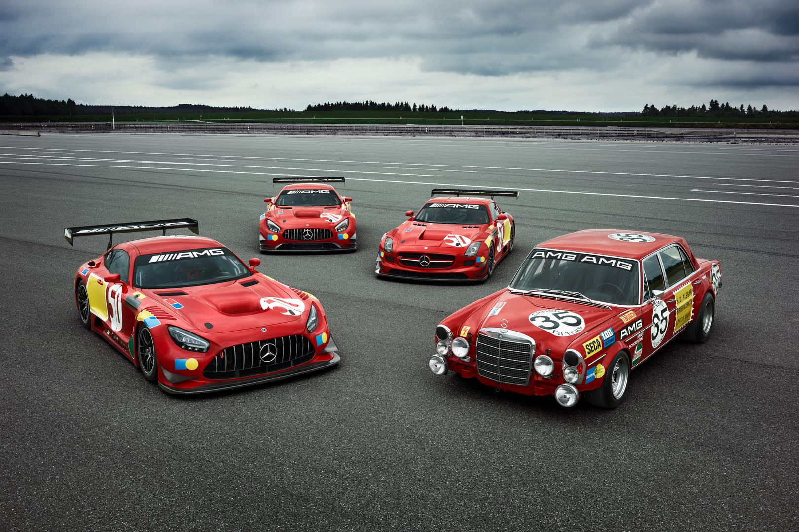 50 Years Legend of Spa50 Years Legend of Spa
