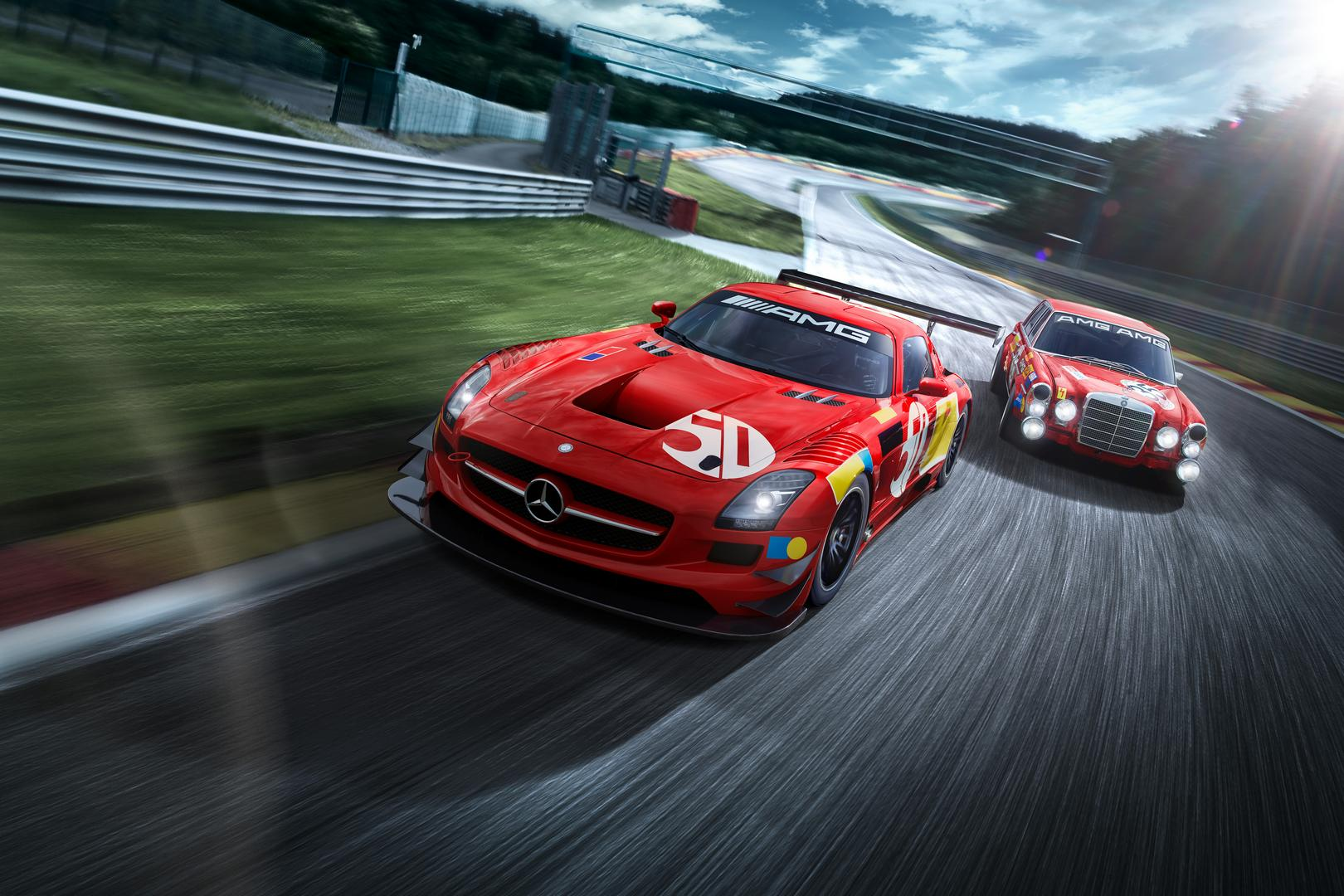 2021 SLS AMG GT3