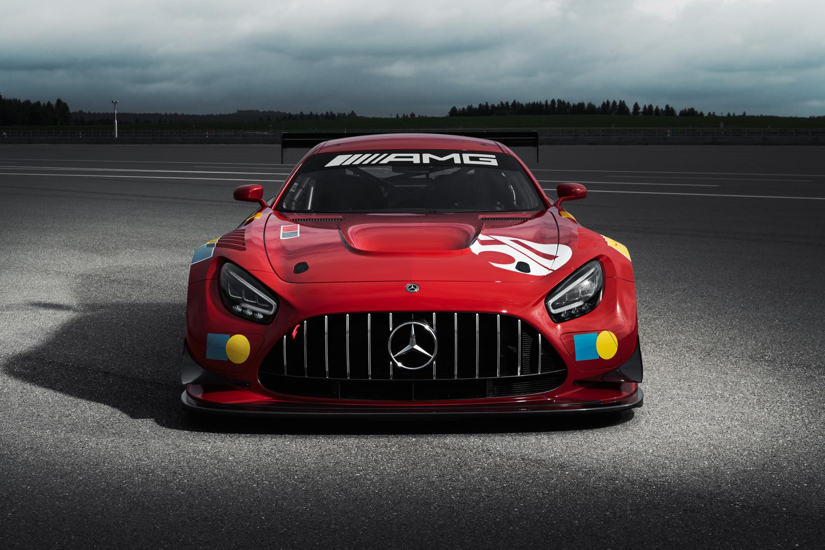 AMG GT3 Front