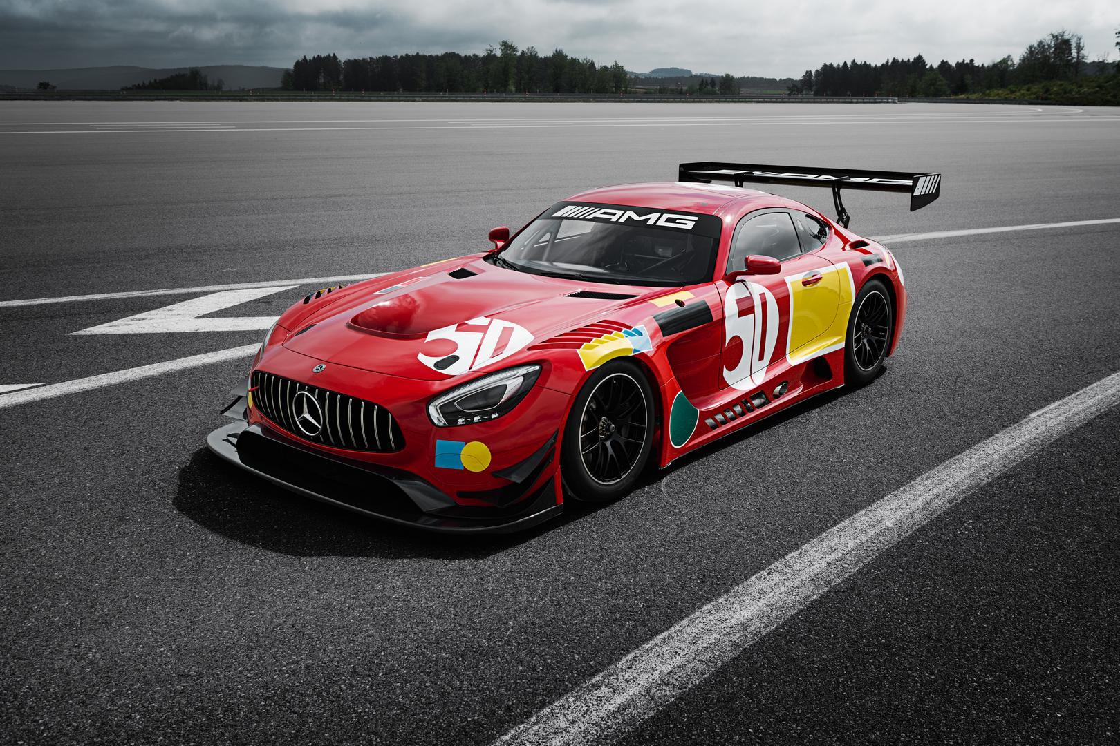 2016 AMG GT3