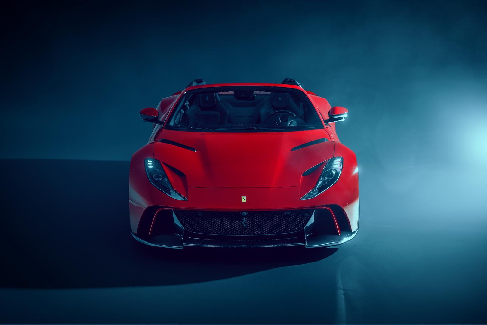 Novitec N-Largo Ferrari 812 GTS front