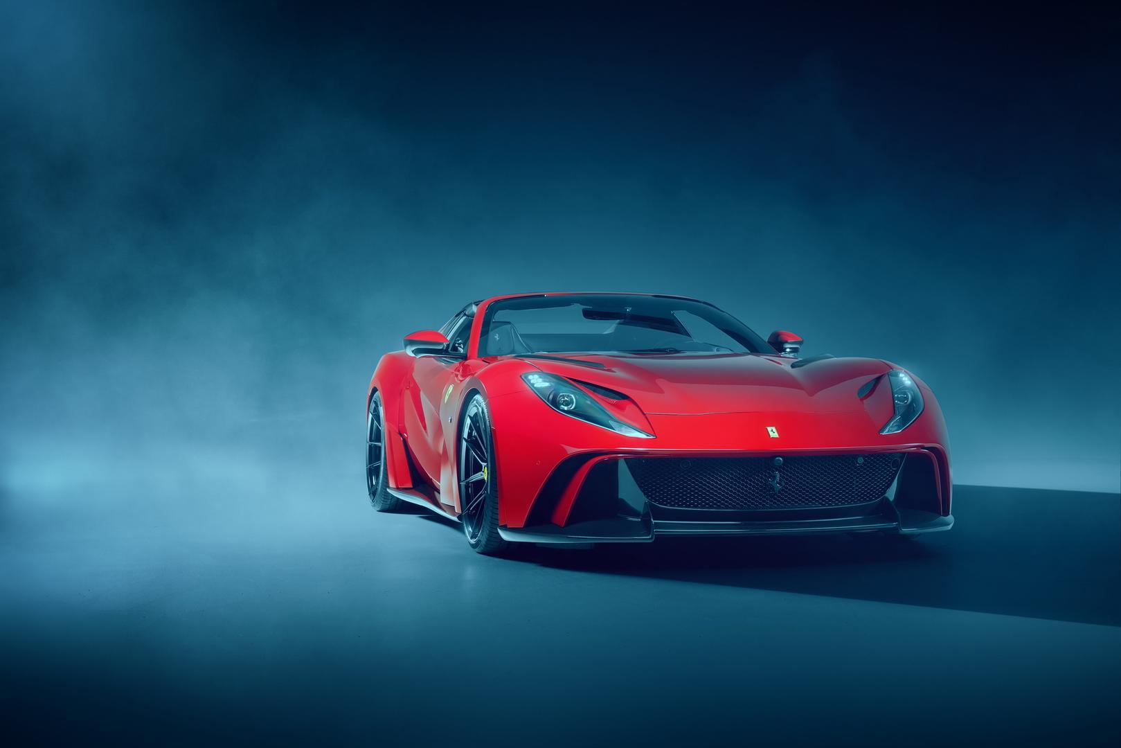Novitec N-Largo Ferrari 812 GTS price