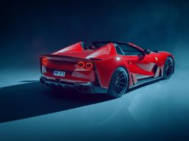 Novitec N-Largo Ferrari 812 GTS rear