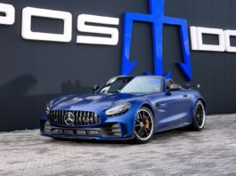 Posaidon Mercedes-AMG GT R Roadster