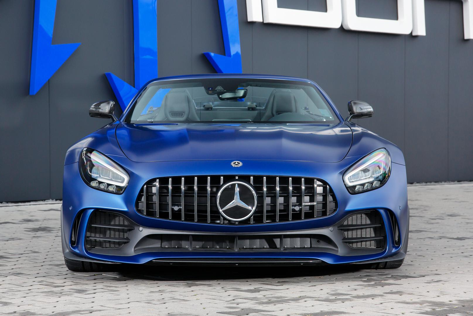 Posaidon Mercedes-AMG GT R Roadster front