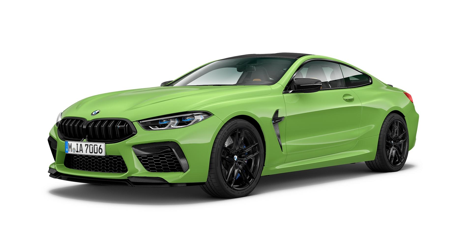 BMW Individual Configurator Has Colors For Days…Includes Normal 1 & 2 Series