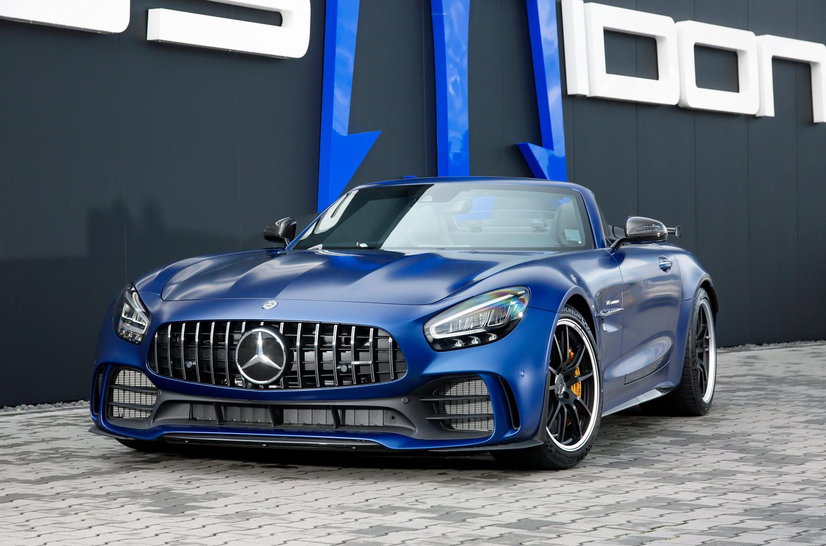 Tuned AMG GT R Roadster