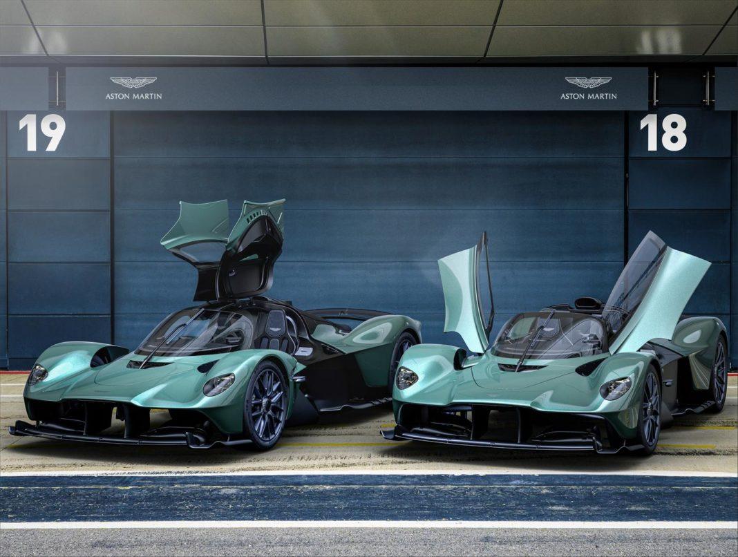 Aston Martin Valkyrie Spider price