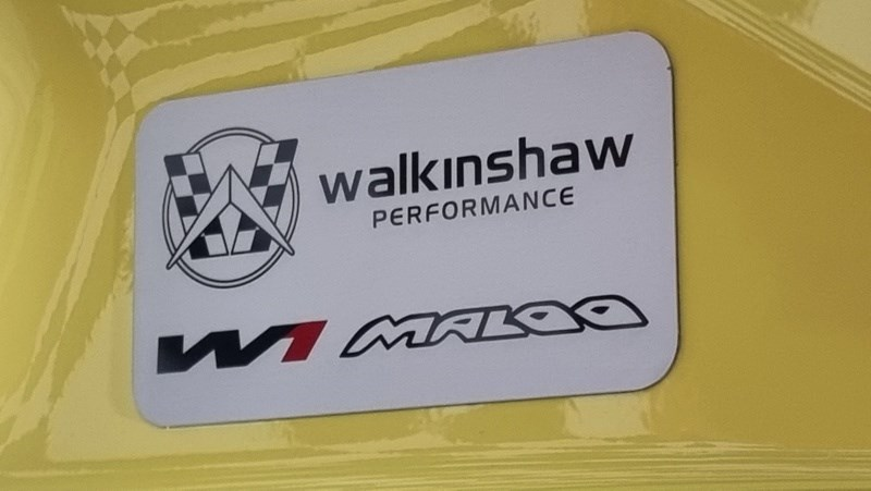 Walkinshaw Performance W1 Maloo