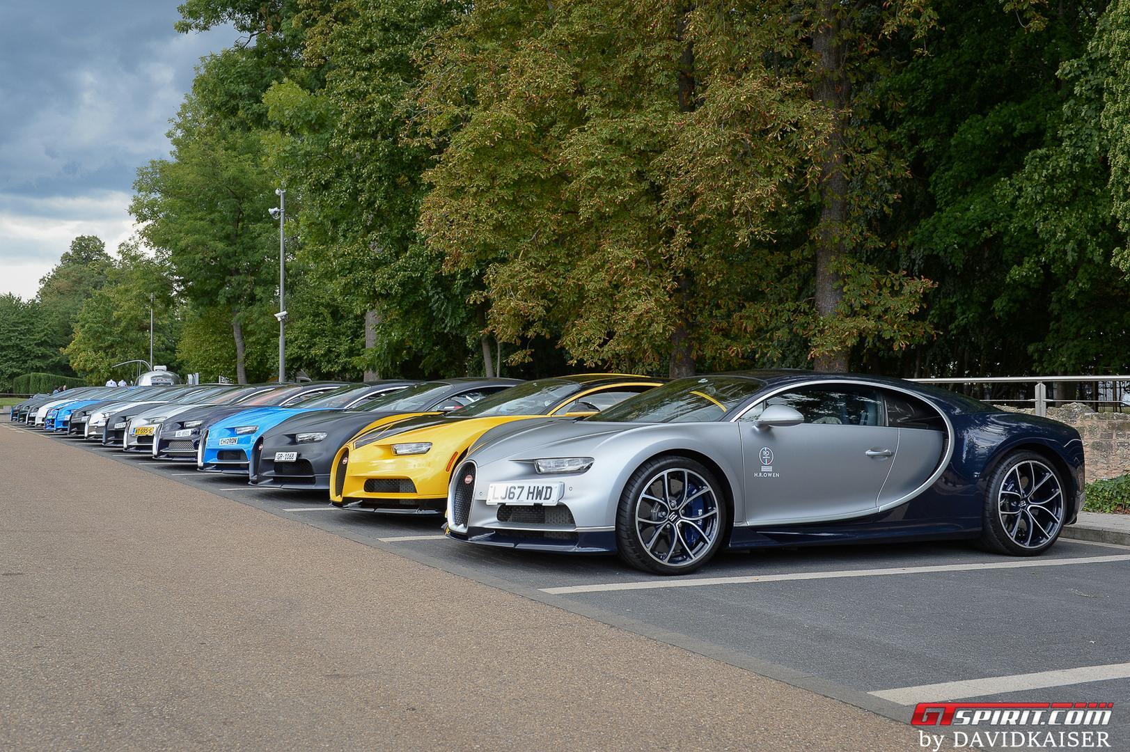 Flashback to the Grande Fête Bugatti 110th anniversary in Molsheim
