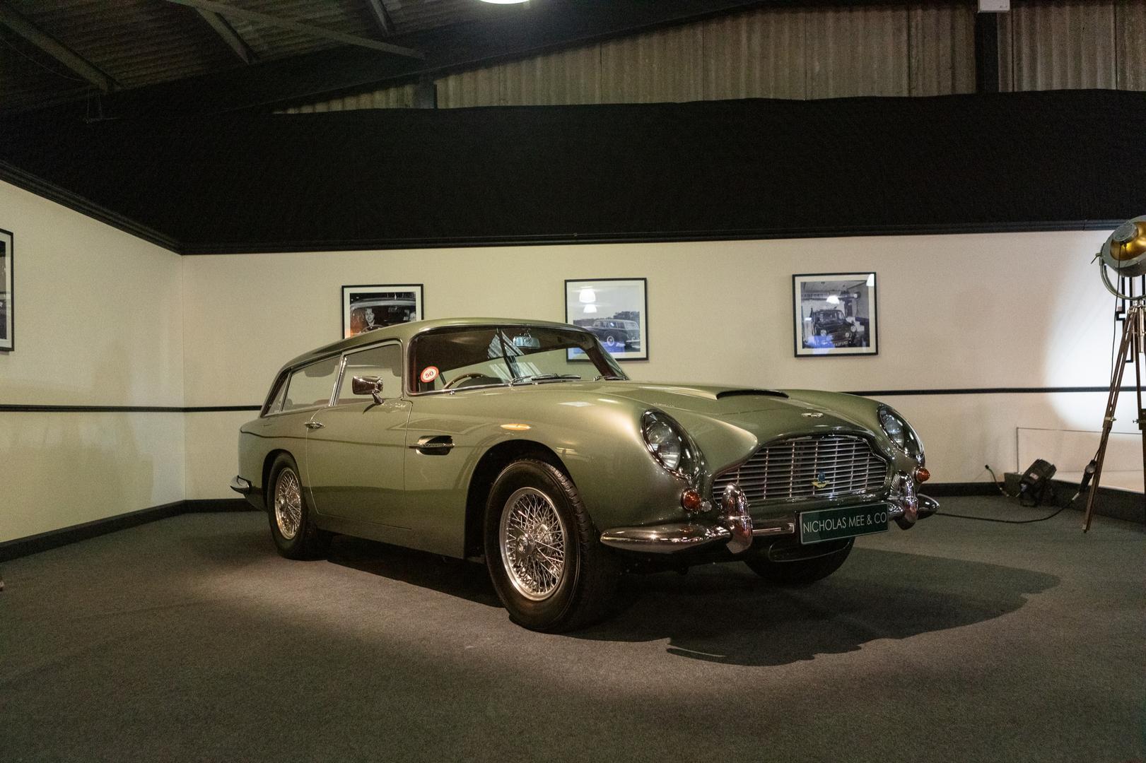 1966 Aston Martin DB5 Vantage Shooting Brake