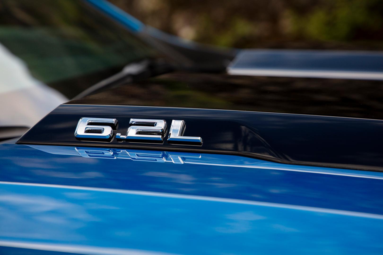 6.2L V8 Chevy
