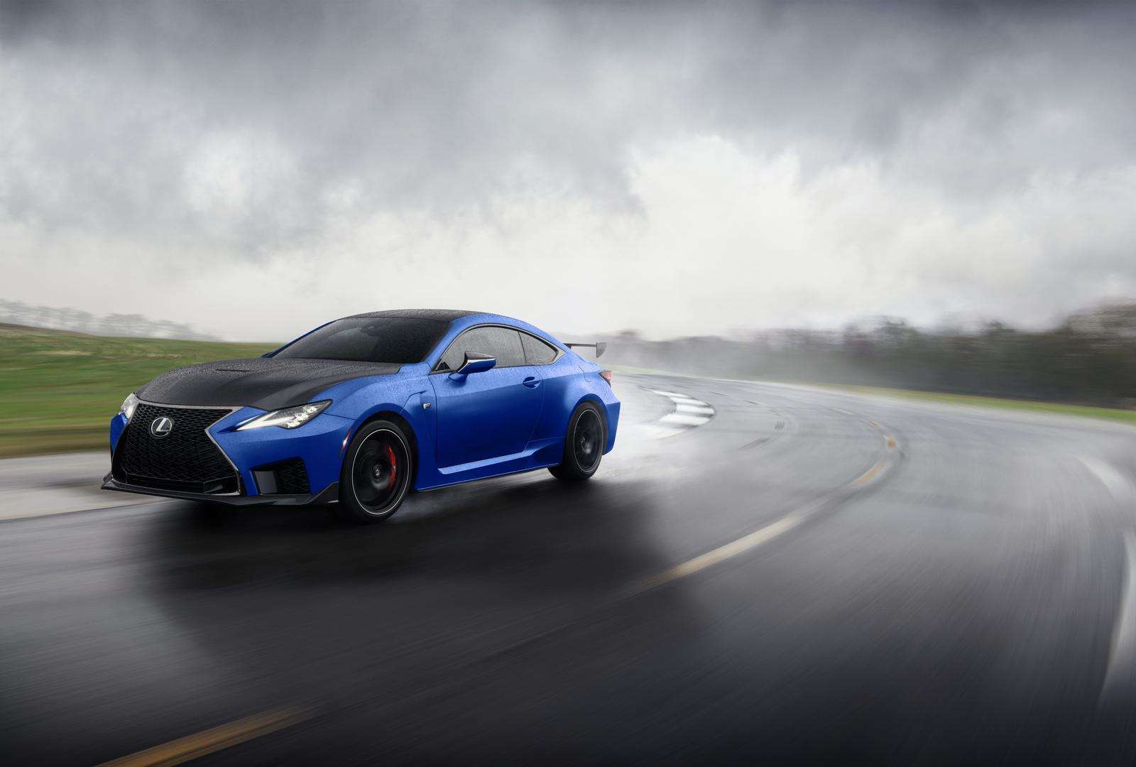 Lexus RC F Gets Special Edition to Keep Things Alive – Tough Times for a NA V8