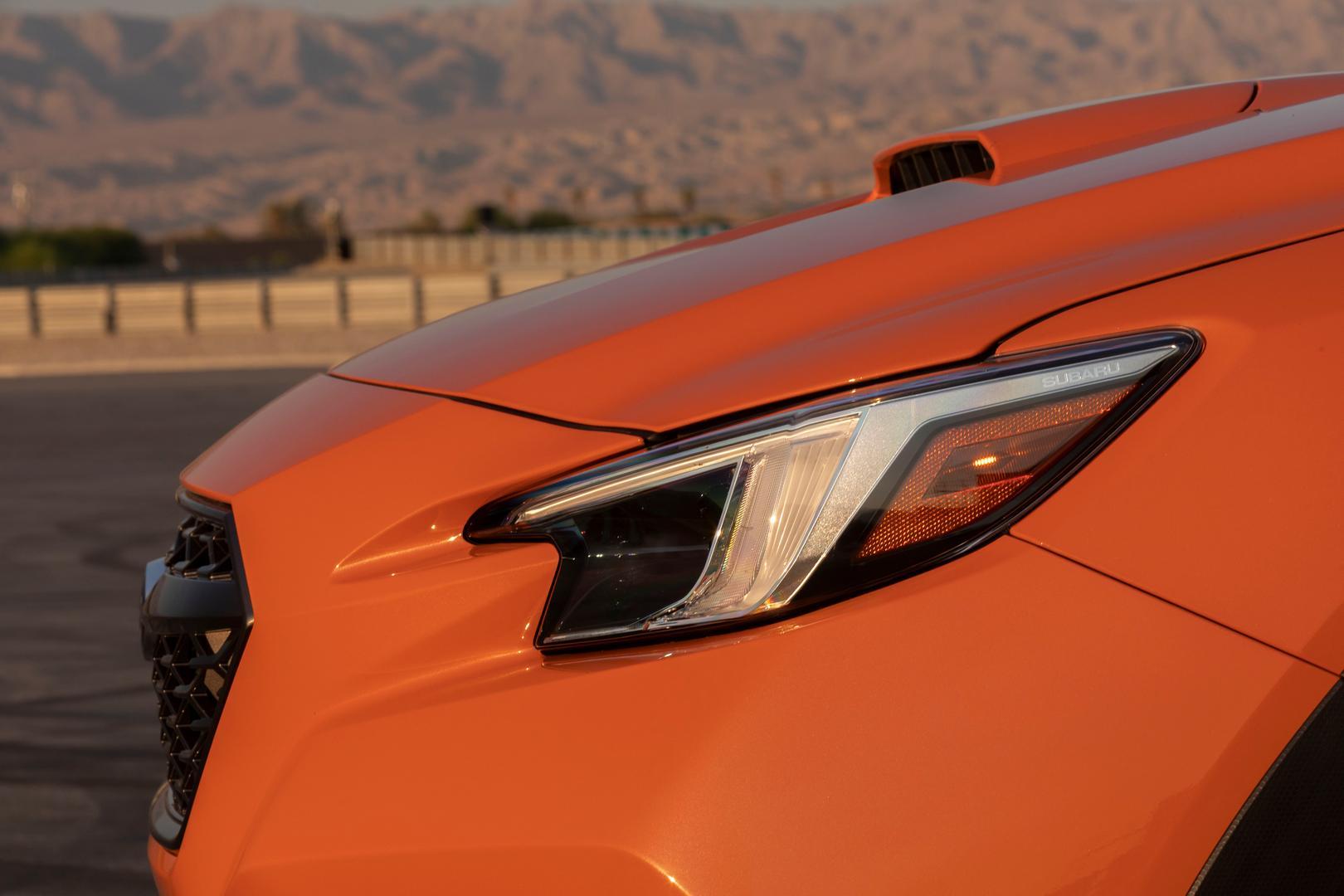 2022 Subaru WRX Headlights