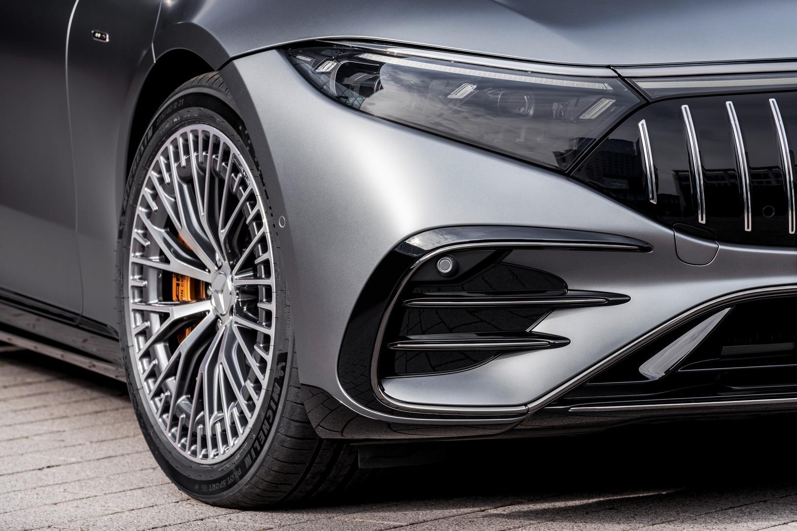Mercedes-AMG EQS 53 4MATIC+, 2021Mercedes-AMG EQS 53 wheels
