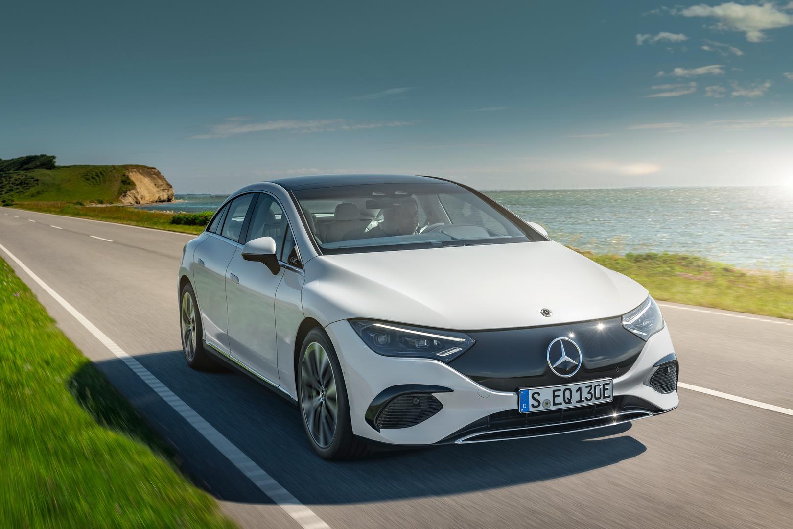 2022 Mercedes-Benz EQE 350
