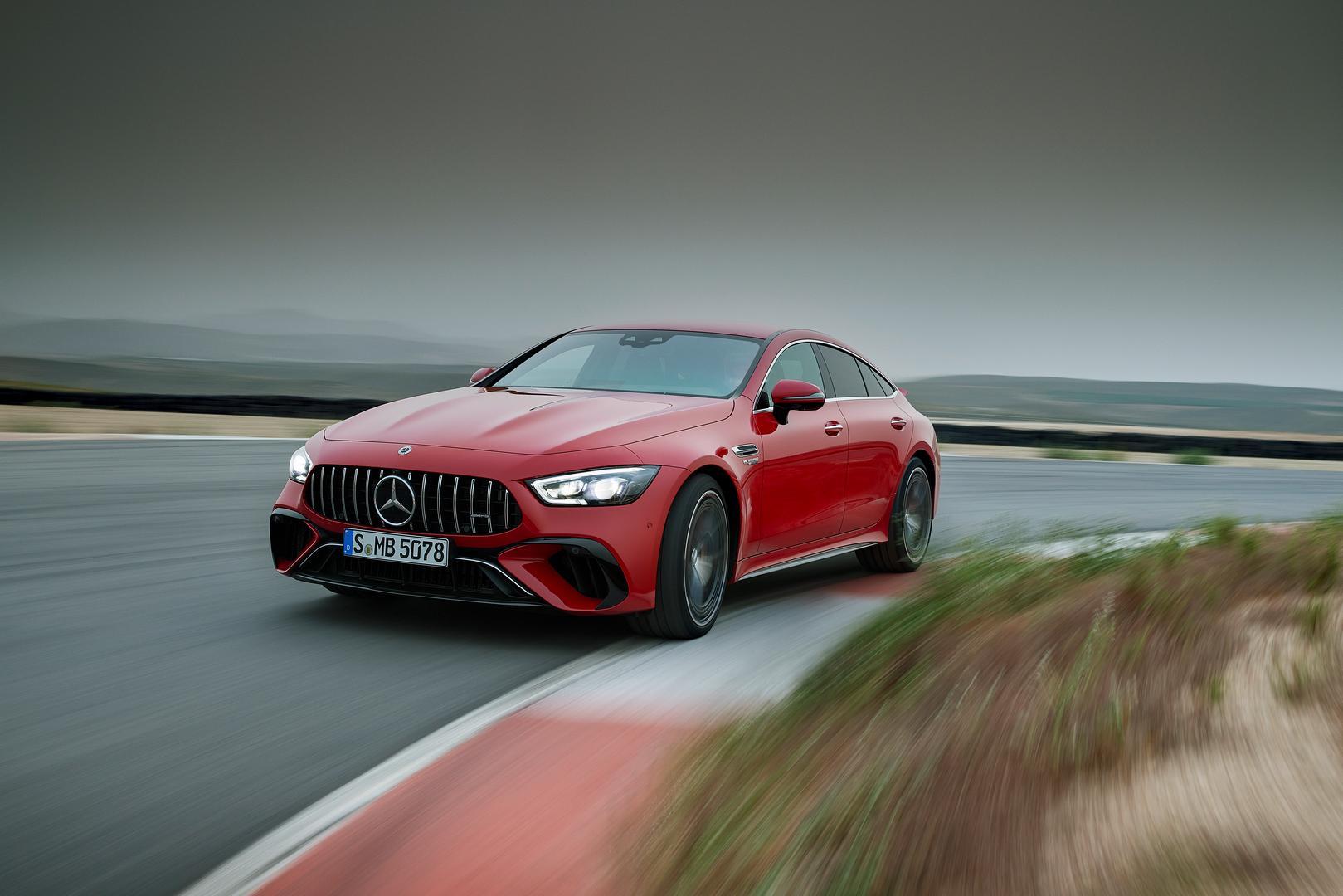 Mercedes-AMG GT 63 S E PERFORMANCE (4MATIC+), 2021Mercedes-AMG GT 63 S E PERFORMANCE